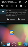 Screenshot of Credito Telefonico