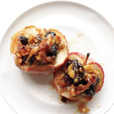 Sweet Ricotta Baked Apples