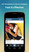Screenshot of BoostLikes for Instagram