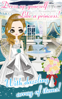 Screenshot of Be My Princess for GREE