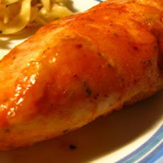 Baked Honey Dijon Mustard Chicken