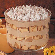 Cappuccino Mousse Trifle