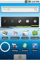 Screenshot of Circle Battery Widget (Donate)