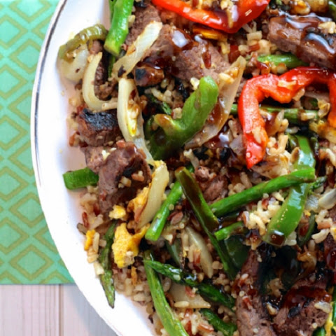 Multi-Grain or Brown Fried Rice Recipe | Yummly