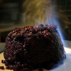 Mum's Christmas pudding