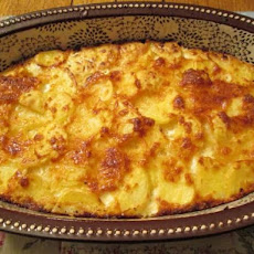Mad Apples Scalloped Potatoes