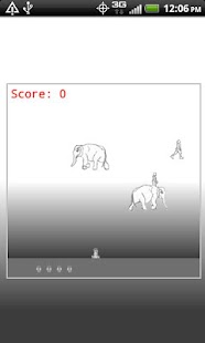 Elephant Escape - screenshot