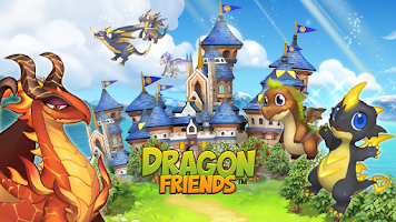 Screenshot of Dragon Friends