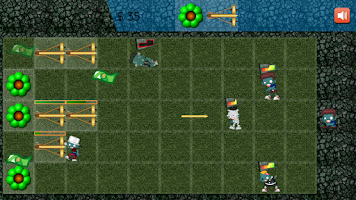Screenshot of Engineers vs Zombies HD