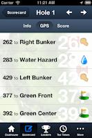Screenshot of Twin Lakes Golf Course