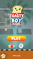 Screenshot of Toasty Boy