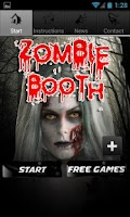 Screenshot of Zombie Photobomb Booth Free