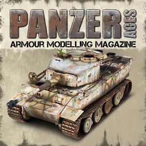 Cover art Panzer Aces