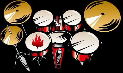 Real Toy Drum