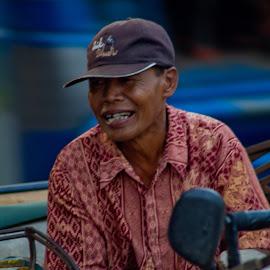 by Kukun Haryanto - People Portraits of Men