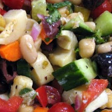 Canyon Ranch Bean Salad