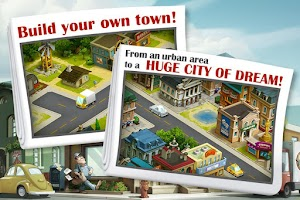 Screenshot of Build a Town