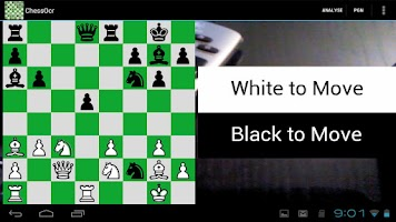 Screenshot of ChessOcr OCR Chess Diagrams