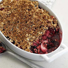 Gingery Compote Crunch