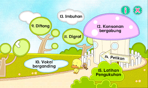 Belajar Membaca (Learn Malay) - screenshot