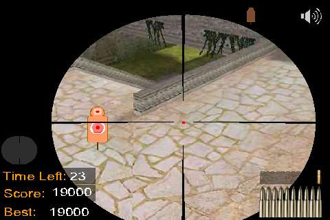 swat-sniper-strike for android screenshot