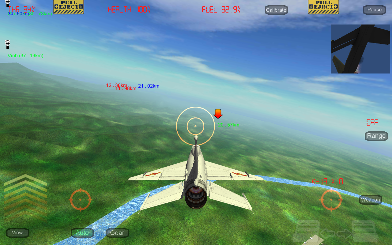 Gunship III Vietnam People AF Screenshot 14