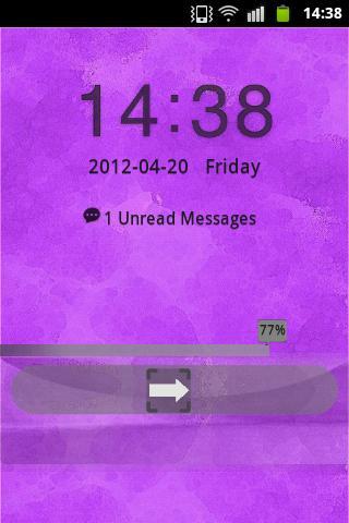 玩免費個人化APP|下載紫色主題GO儲物櫃 app不用錢|硬是要APP