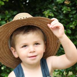 Hey Cowboy ...  by Desiree Havenga - Babies & Children Children Candids
