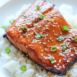 Chilli Ginger Salmon Recipes