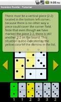 Screenshot of Domino Puzzle