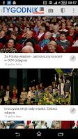 Screenshot of Tygodnik Ostrołęcki