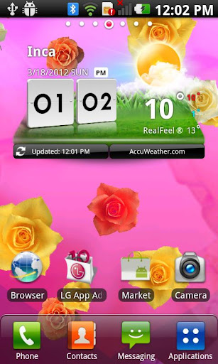 Mother's Day Live Wallpaper