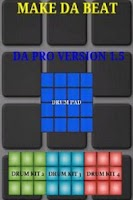 Screenshot of Rap.Beat.Pad.Drum.Maker.New.13