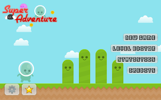 Screenshot of Super Adventure