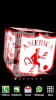 Screenshot of 3D America de Cali LWP