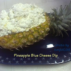 Pineapple Blue Cheese Dip