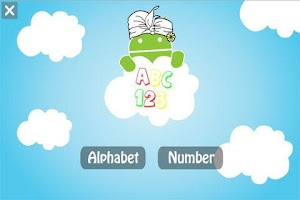 Screenshot of Learning ABC-123