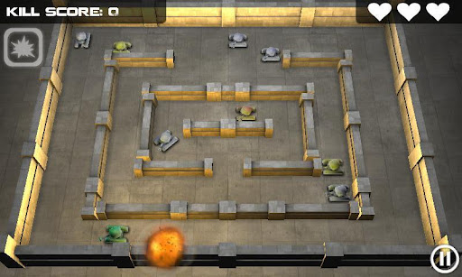 tank-hero for android screenshot