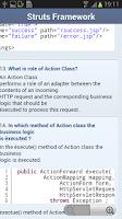 Screenshot of Interview FAQs