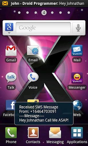 SMS Notify
