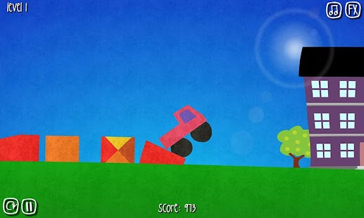 Jelly Truck- screenshot thumbnail