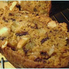 Dark Chocolate Pecan Banana Bread