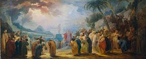 RIJKS: Jacob de Wit: painting 1737