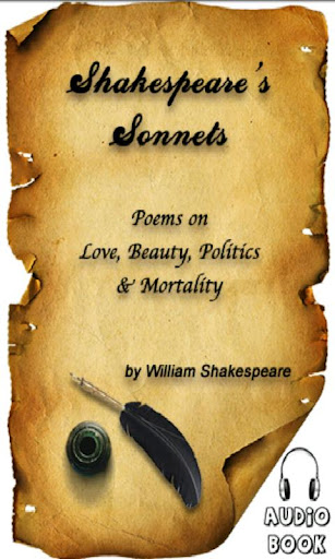 Shakespeare's Sonnets Audio