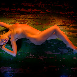 Serenity by Todor Lichev - Nudes & Boudoir Artistic Nude ( girl, nude, beauty, maria )