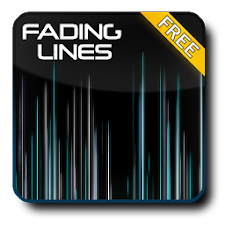 Fading Lines Live Wallpaper