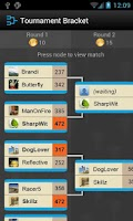 Screenshot of Wordsmith Tournament