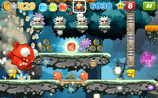 Screenshot of Mega Run - Redford's Adventure