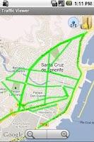 Screenshot of Traffic Viewer