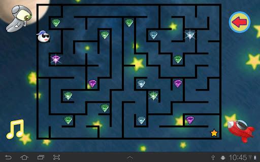有趣的兒童迷宮遊戲免費